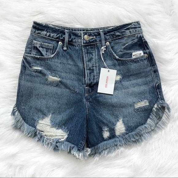 7c0cb400b Good American Shorts | Bombshell Size 24 | Poshmark